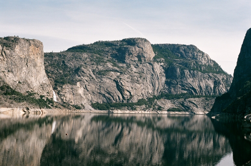 cramped up hetch hetchy reservoire