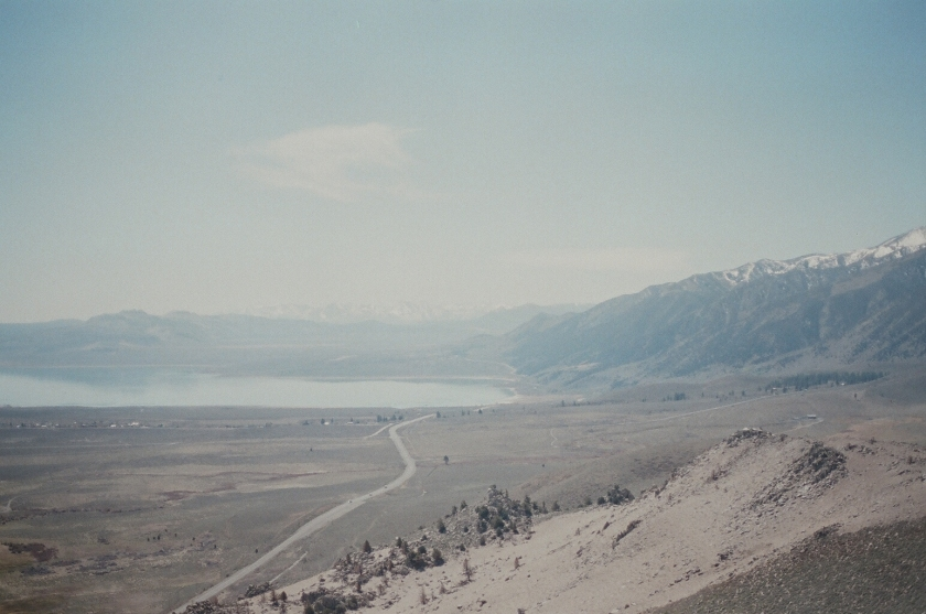 Cramped Up Mono Lake view