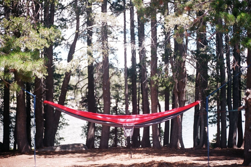 Cramped Up Utica Reservoir hammock