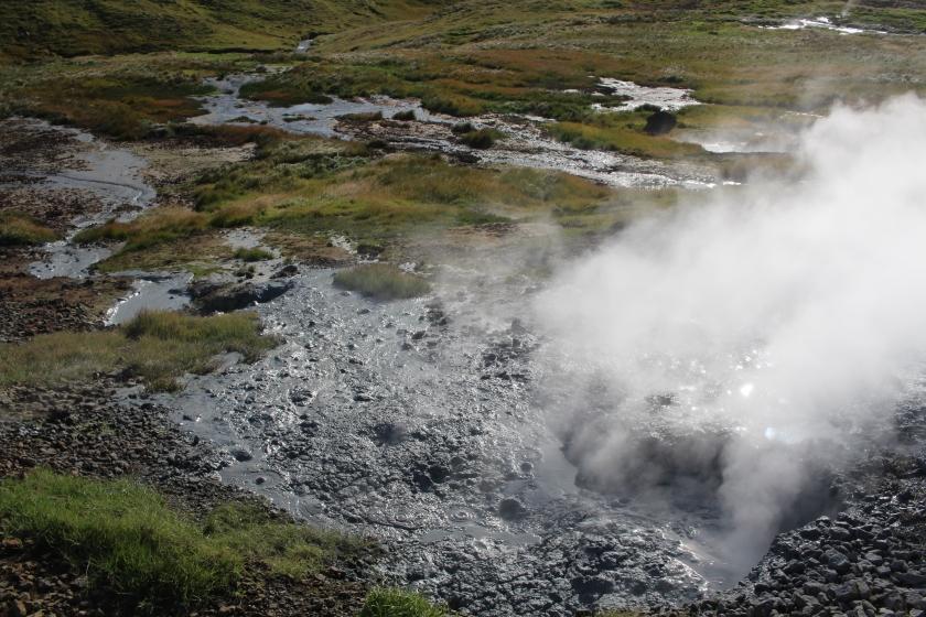 Cramped Up Iceland Reykjadalur 3