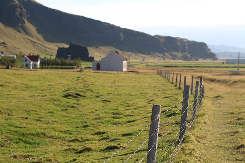 Cramped Up Iceland Ring Road Farm