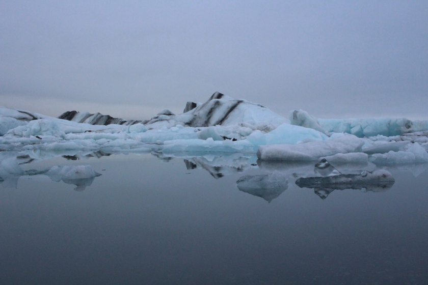 Cramped Up Iceland jokulsarlon iceberg lagoon 1