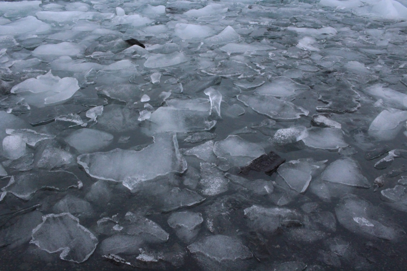 Cramped Up Iceland jokulsarlon iceberg lagoon 2