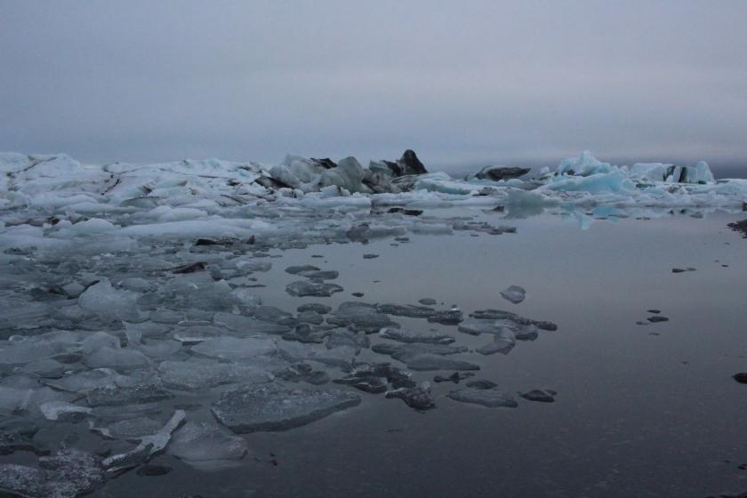 Cramped Up Iceland jokulsarlon iceberg lagoon 3
