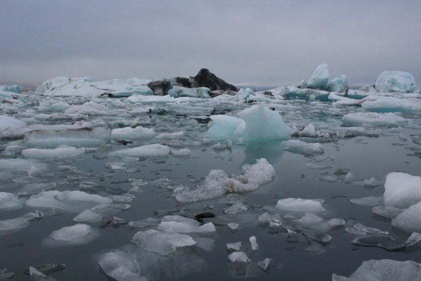 Cramped Up Iceland jokulsarlon iceberg lagoon 4