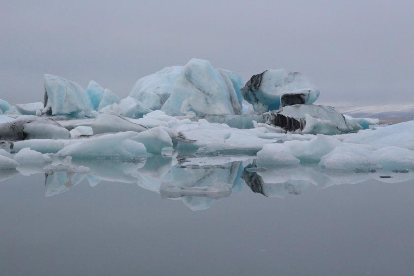 Cramped Up Iceland jokulsarlon iceberg lagoon 5