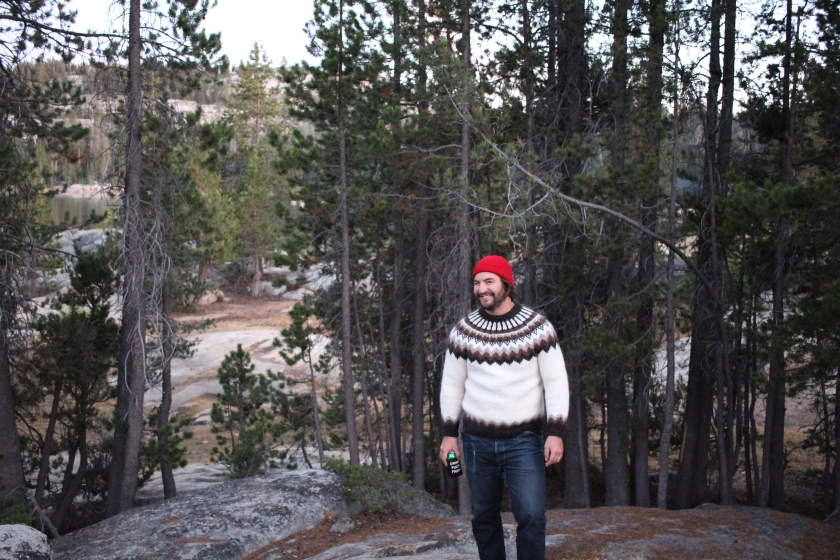 Cramped Up Utica Reservoir sweater