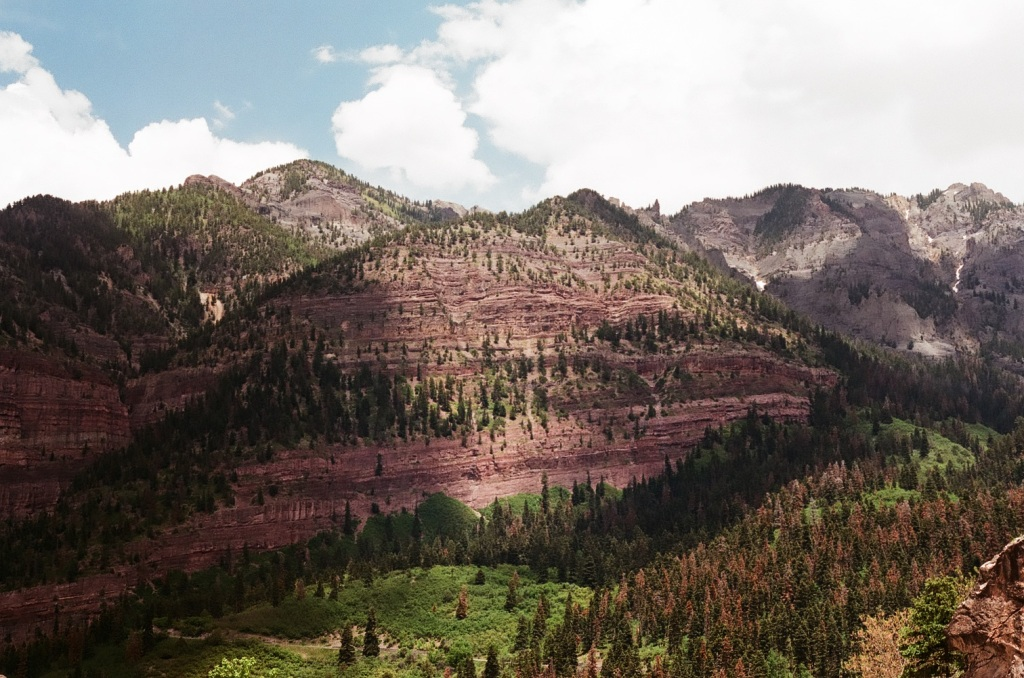 cramped up road trip colorado ouray